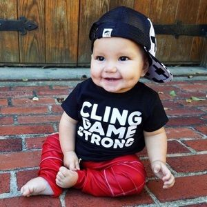 Other - Cling game strong tee